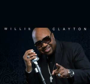 Willie Clayton Cover