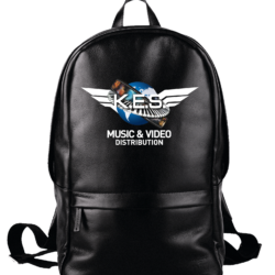 KES Network Colored Logo on Backpack